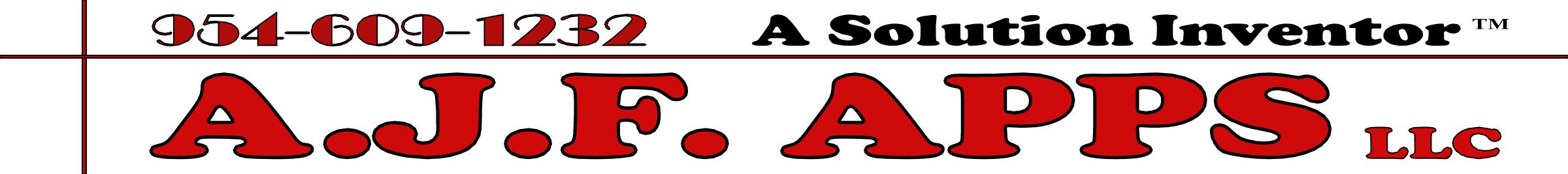 A.J.F.APPS LLC